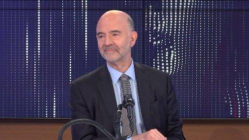 """VIDEO. Déficits publics : """"Il faudra faire des efforts de maîtrise de la dépense à partir de 2023"""", estime Pierre Moscovici"""