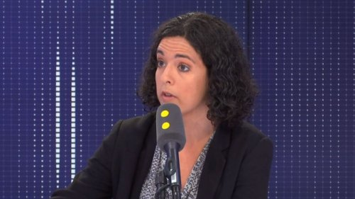 """Brevets des vaccins anti-Covid : """"Jusqu'ici les élus LREM défendaient les intérêts des laboratoires pharmaceutiques"""", accuse Manon Aubry"""