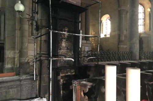 Début d'incendie à la cathédrale de Valence, des dégâts limités