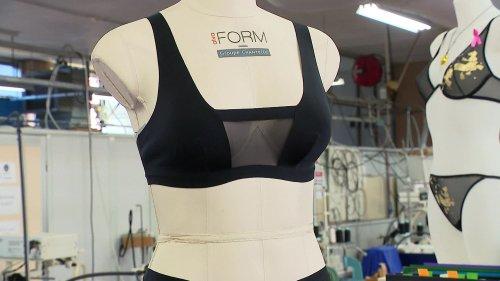À Épernay, une grande marque de lingerie lance une gamme recyclable et made in France