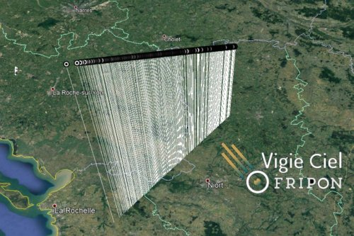 Une météorite recherchée dans le Nord Deux-Sèvres