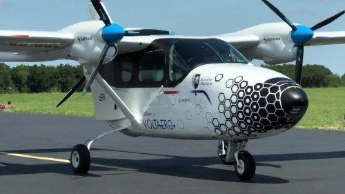Un avion hybride 100% français va être fabriqué à Rochefort en Nouvelle-Aquitaine