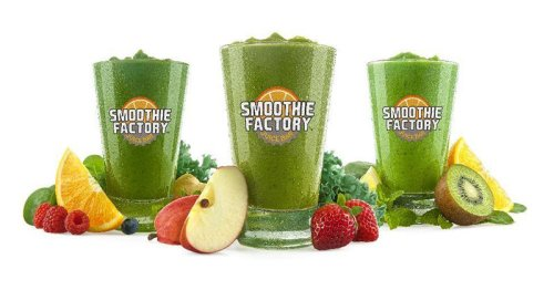 Smoothie Factory Juice Bar® Expands in Texas