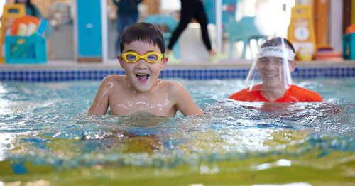 Goldfish Swim School Rides Wave of Expansion, Debuts in South Carolina with Greenville Opening