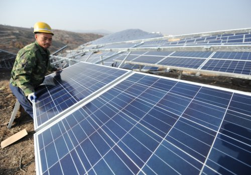 Solar Industry's Reliance on Chinese Forced Labor Threatens Biden's Green Economy - Washington Free Beacon