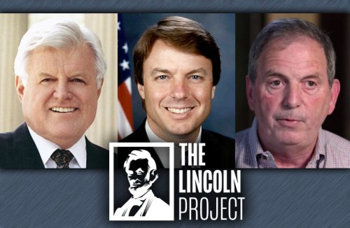 Lincoln Project Hires Former Aide to Prominent Democratic Perverts - Washington Free Beacon