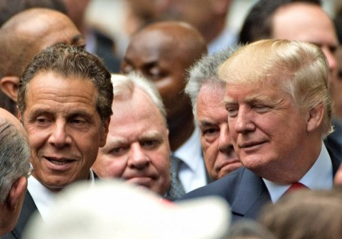 GUEST COLUMN: I Survived Impeachment (Twice), Andrew Cuomo Can Too - Washington Free Beacon