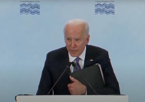 Biden Gaffes Deliver New Embarrassments