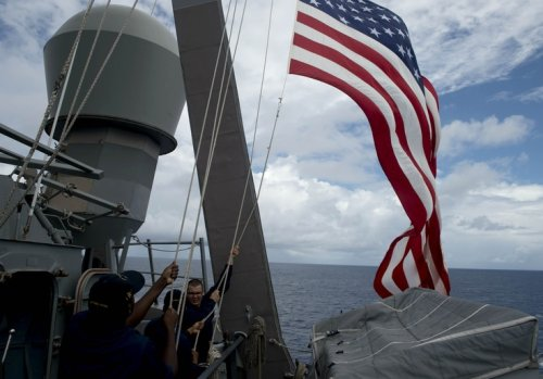 Navy Surface Fleet Unprepared To Win Future Conflict, Watchdog Finds - Washington Free Beacon