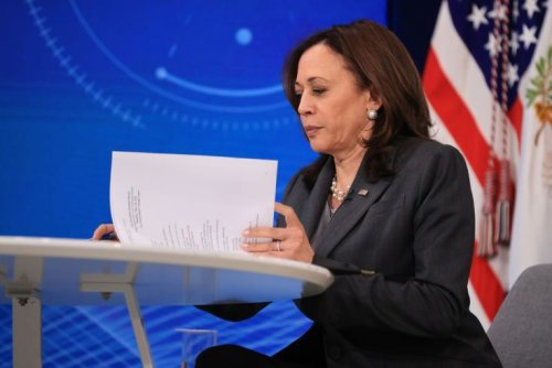 A Comprehensive Guide to All the Problems Kamala Harris Is Solving With Her Extensive Leadership Skills - Washington Free Beacon