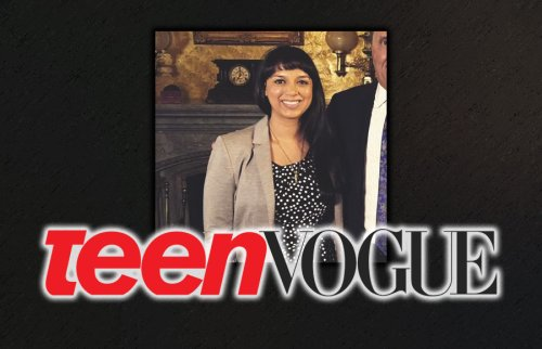 Teen Vogue's New Editor Has an N-Word Problem
