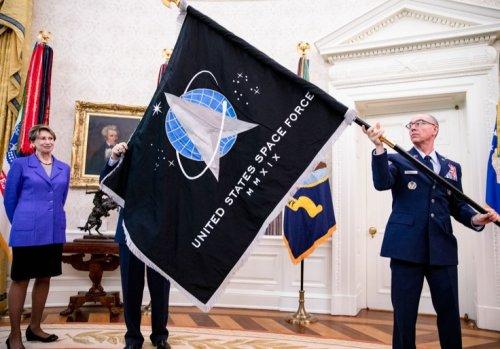 Dems Plan To Scuttle Space Force - Washington Free Beacon