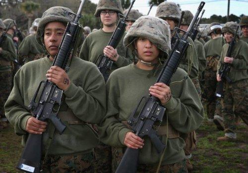 Democrats Tuck Female Draft Into Defense Bill - Washington Free Beacon