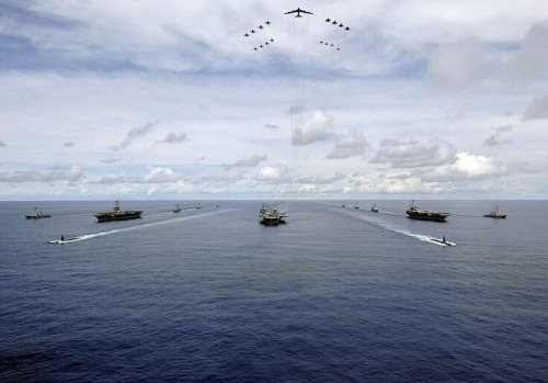 Biden Admin Bows to Russia, Cancels Deployment of War Ships - Washington Free Beacon