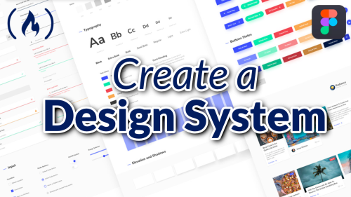 Learn How to Create a Design System in Figma