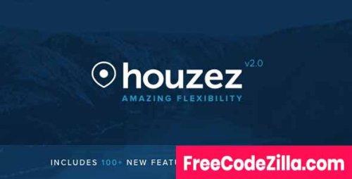 Houzez v2.3.4 – Real Estate WordPress Theme Free Download