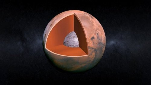 Scientists Measure Mars' Core — and It Is Shockingly Big!