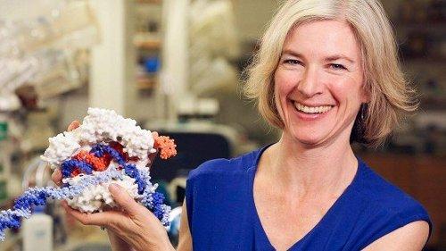 Meet Dr. Jennifer Doudna: She's Leading the Biotech Revolution