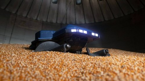 A Robot Could Save Farmers From Being Buried Alive in Grain