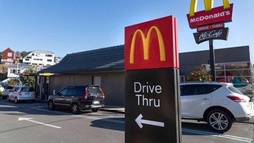 McDonald's Is Replacing Human Drive-Thru Attendants With AI
