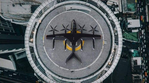 Major Airlines Preorder Hundreds of Flying Taxis