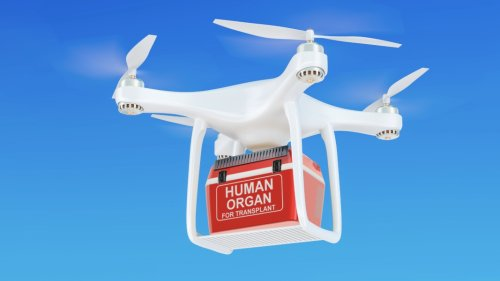 First-ever: drone delivers lungs for transplant