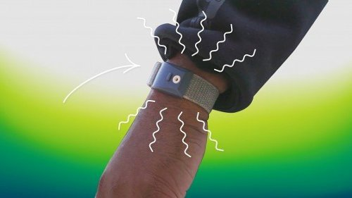 A New Kind of Haptic Wearable: GPS for the Blind