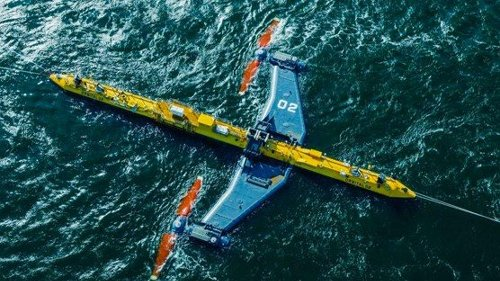 World's Largest Tidal Energy Turbine Will Prove Its Worth