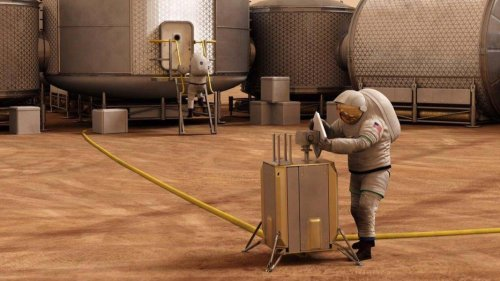 Space radiation won't stop missions to Mars