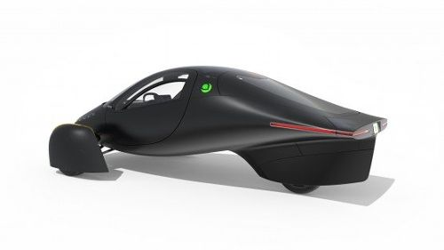 This Mass-Produced Solar Car Costs Just $25,900
