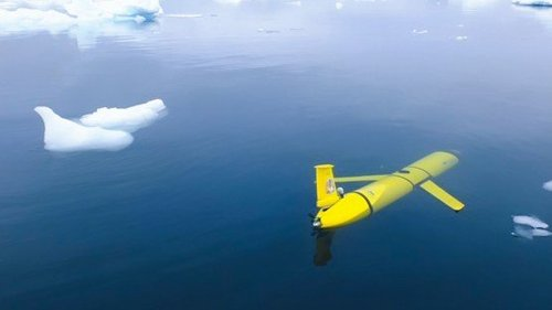 Underwater Gliders Could Soon Run off of the Ocean's Changing Temperatures