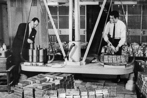 Währungssystem - Als das Geld virtuell wurde