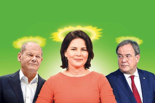 Wahlkampf | Die grüne Offensive ist da – fehlt die rote!