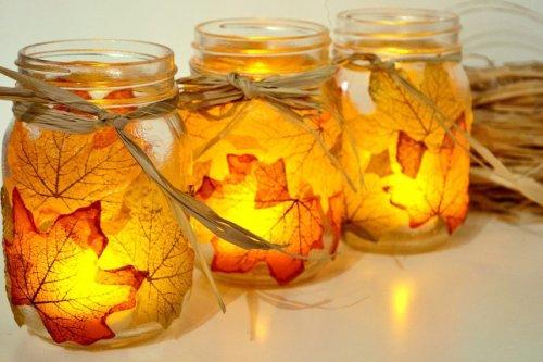Ländliche Herbstdeko selber machen - 50 originelle und aktuelle Ideen
