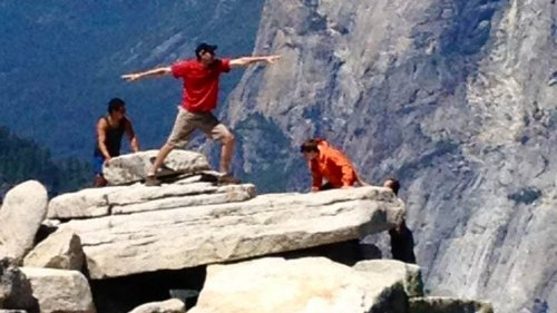 Looking to hike Yosemite's Half Dome and reach the top? The cables are coming back up