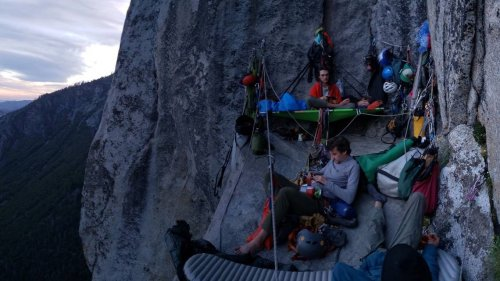 Yosemite climbers will need permits to sleep on rock walls. Here's why and how it works