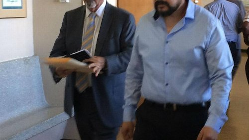 Ex Fresno County worker sentenced for stealing from dead. His attorney asked for leniency
