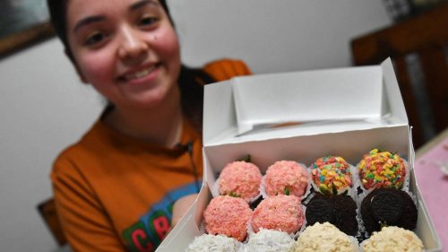 Making the most of the downtime of the pandemic, this Fresno teen starts a gourmet business