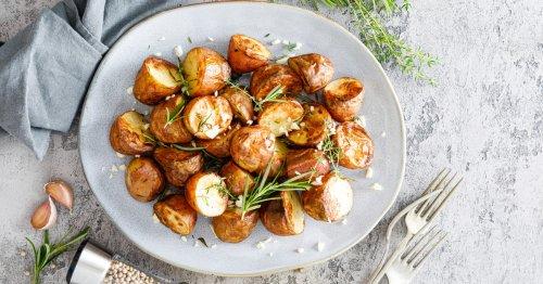 Die beste Beilage für jedes Gericht: Jamie Olivers 3-Zutaten-Zitronenkartoffeln | freundin.de