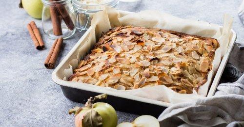 Blitzrezept: Der schnellste Apfelkuchen der Welt   freundin.de