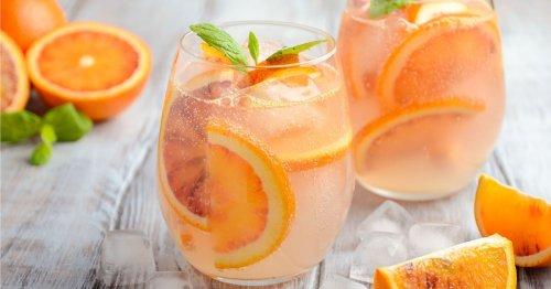 Fruchtiger Lieblingsdrink: Orange-Lillet-Spritz | freundin.de