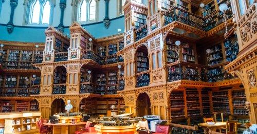 Die fünf schönsten Bibliotheken in Deutschland | freundin.de