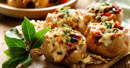 So haben Sie Ofenkartoffeln noch nie gegessen: Rezept für Kumpir | freundin.de