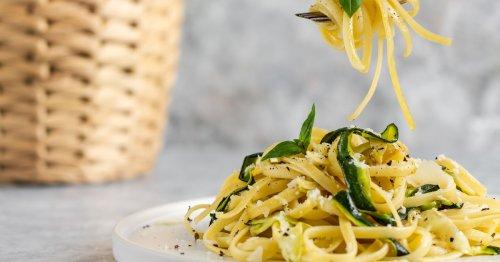 Sommer-Rezept: Zitronige Ricotta-Zucchini-Pasta | freundin.de