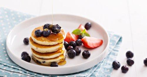 Mini-Pancakes mit Früchten: Alle lieben den neuen Food-Trend | freundin.de