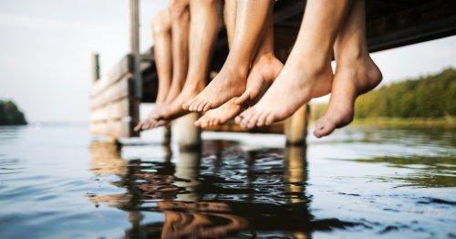 Trockene Füße: Das hilft gegen das lästige Problem