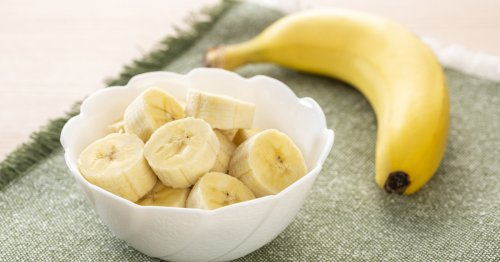Das passiert, wenn Sie Bananen in den Kühlschrank legen   freundin.de