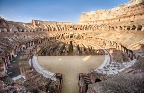 Rome Is Adding a New Stage Inside the Colosseum for Gladiator's-Eye Views | Frommer's