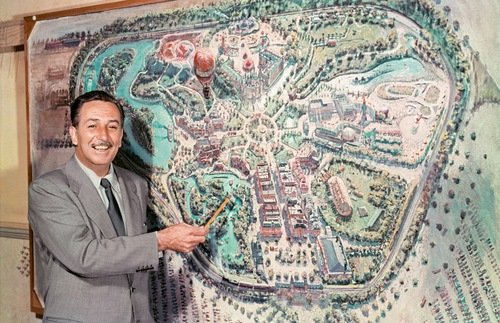 Ultra-Rare Images of Early Disneyland | Frommer's