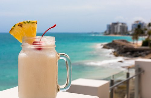 Where Was the Piña Colada Born? A Bar Fight Between Two Puerto Rico Tourism Icons | Frommer's